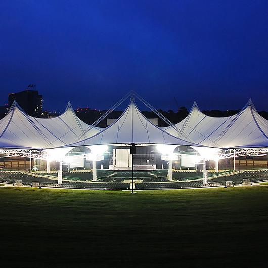 Pavilion Tensile Membrane Structures