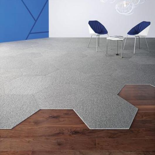 Alfombra Modular Hexagonal / Multicarpet