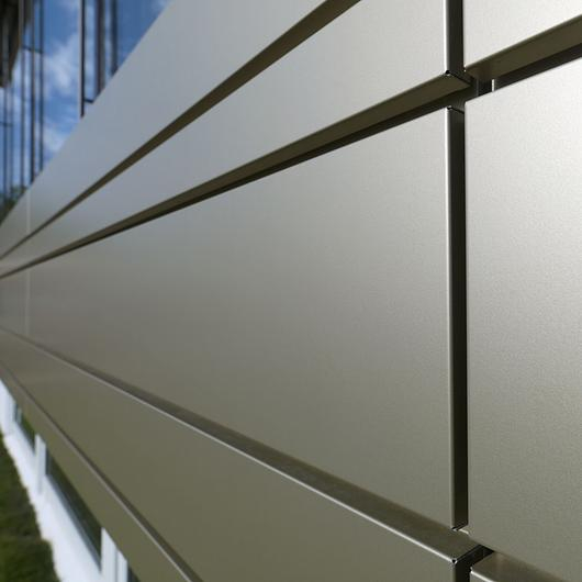Ventilated Curtain Wall - Ecopanel®
