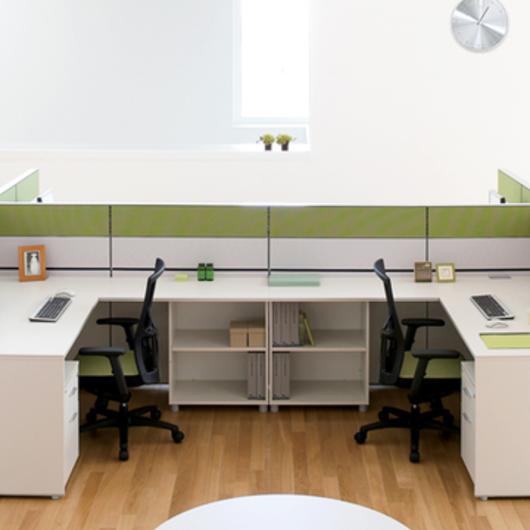 Muebles de oficina de la l nea supertech de sos fursys for Muebles de oficina la plata calle 57