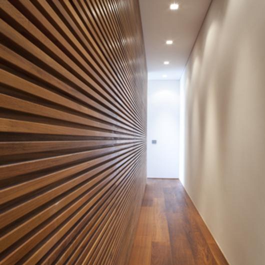 Arquitectura hospitalaria plataforma arquitectura Revestimiento de madera para muros interiores