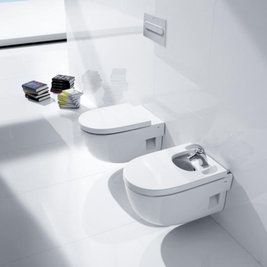 WC Suspendidos de Roca / MK