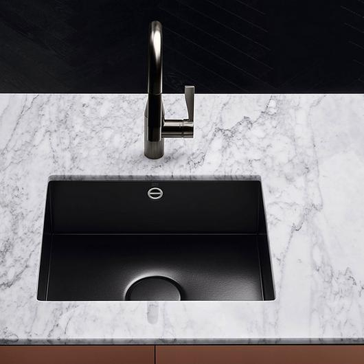 Kitchen Sinks - Glazed Steel