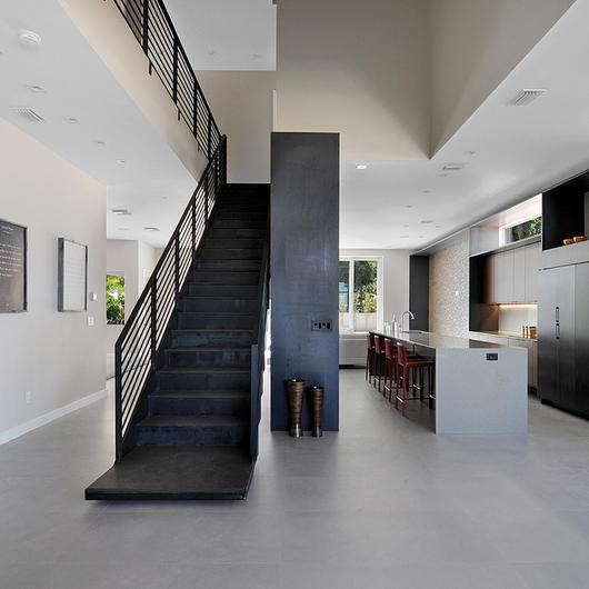 Porcelain Tiles in Single Family Home in Florida