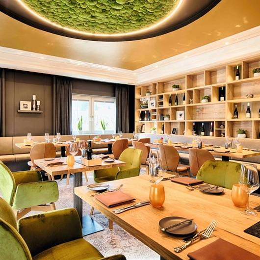 EGGER Surfaces in Hotel Prinzregent