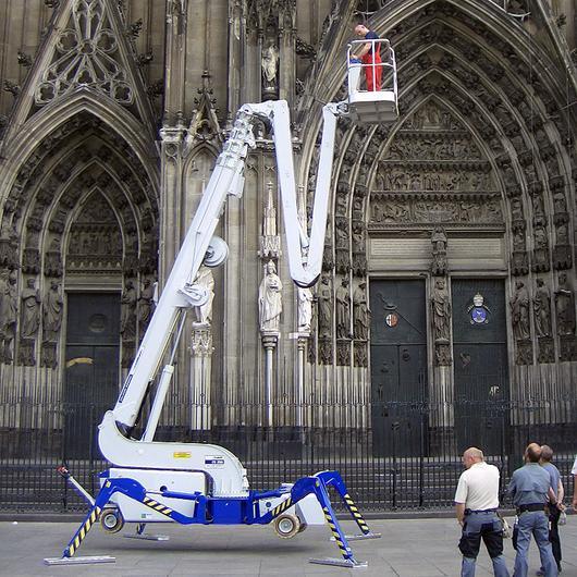 Falcon Spider Lift FS290