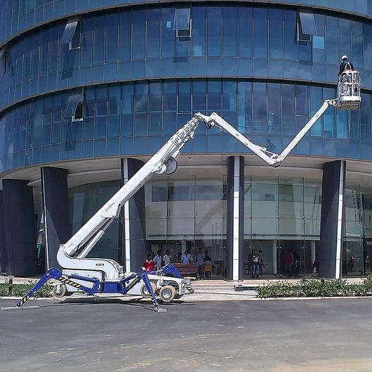 Falcon Spider Lift FS 420