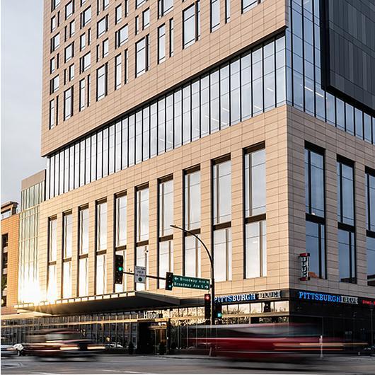 Custom Metal Cladding – Legacy Fund 1 Building