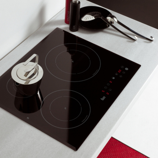 Cocinas vitrocerámicas por inducción