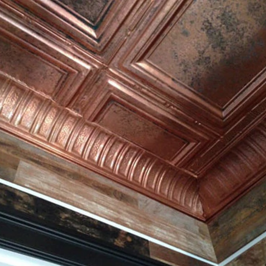 Metal Ceiling Tiles, Cornices & Accessories