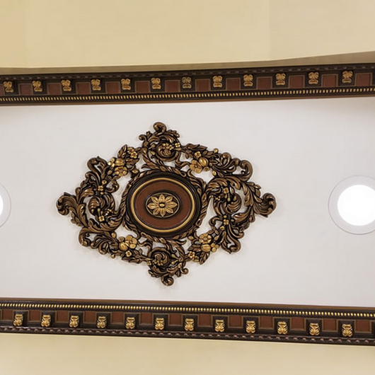 Ceiling Medallions - Hand Painted