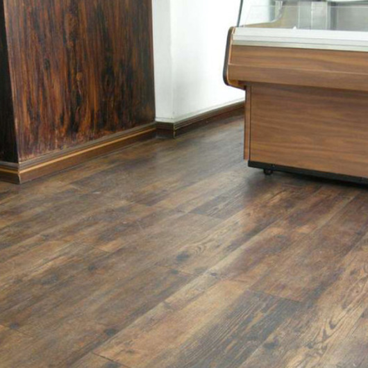 Piso Vinílico LVT Wood Plank / Sysprotec