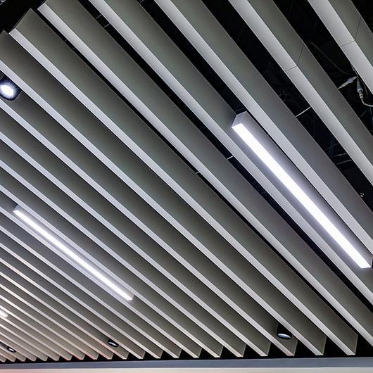 Metal Ceilings - Baffles Tavola™ Straight
