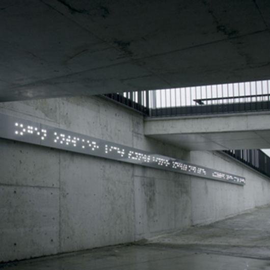 Lamparas empotrables exteriores / Interdesign