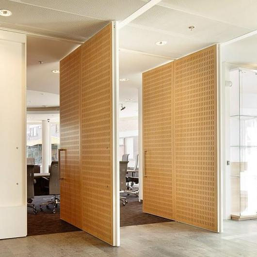 Hinges for Pivoting Walls