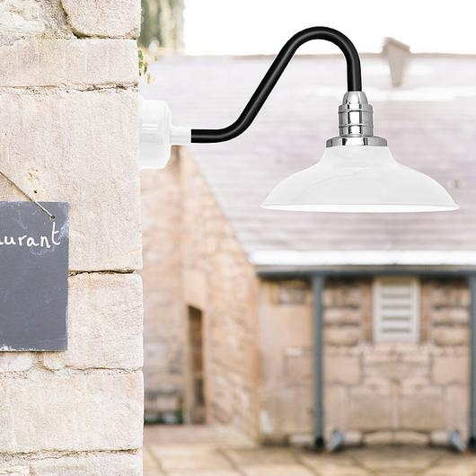 Lighting - Gooseneck Barn Lights