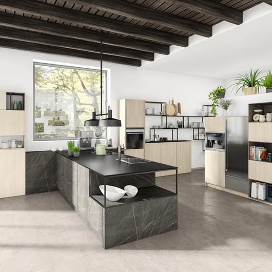 PerfectSense Topmatt Worktops With Edging