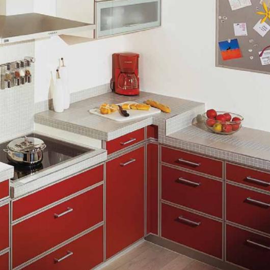 Paneles de Construcción Wedi ®: Cocinas