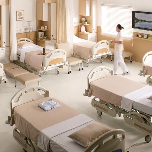 Habitación de Pacientes