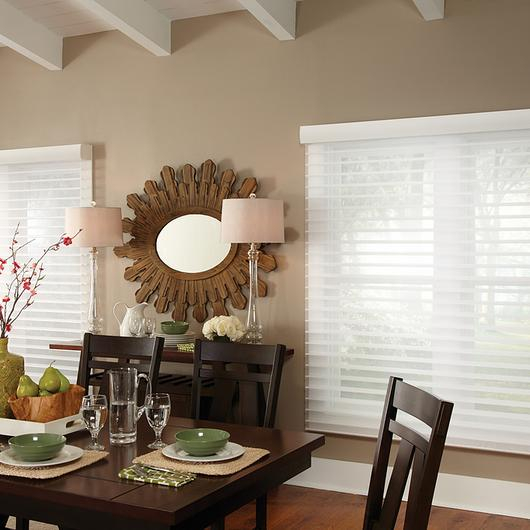 Horizontal Blinds - Sivoia® QS Line