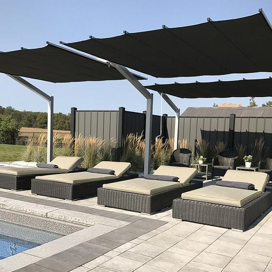 Shade Structure - Freestanding Canopies