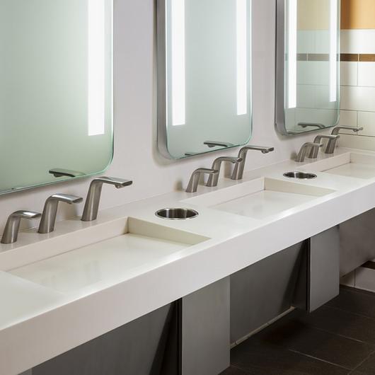Bathroom Products in Irvine Spectrum Center