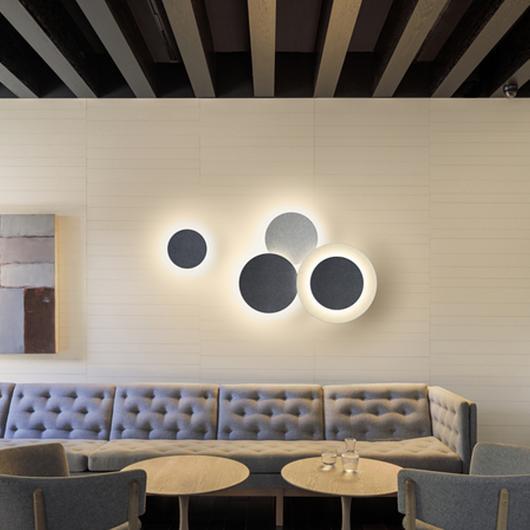 Wall Lights - Puck Wall Art