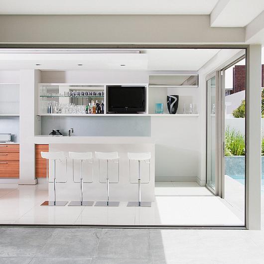Thermal Aluminium Multi-Fold Door - OASIS 10000