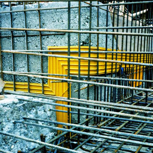 Sellado de Juntas en Obras Hidráulicas PVC Sika® CL