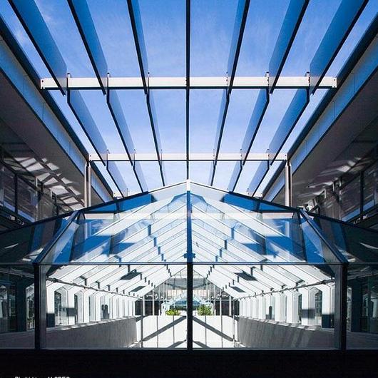 Front Glazed Framing System - Hastings 101.6mm