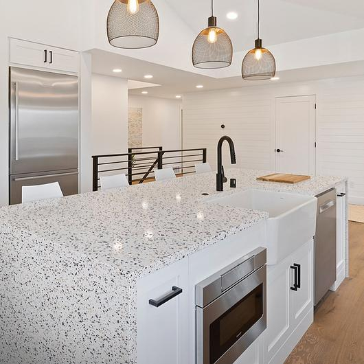 Solid Surfaces - Terrazzo