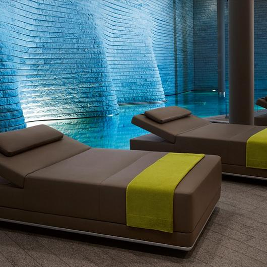 Gyms & Relaxation Rooms