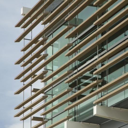 Terraclad ceramic rain screen system boston valley for Boston valley terra cotta
