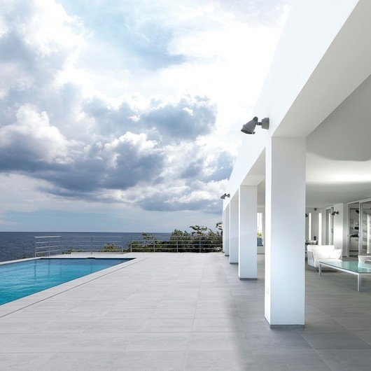 Exterior Flooring Systems - Terraces / Mosa