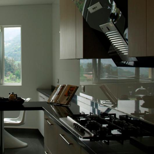 Cocinas Pequeñas / Kitchen Center