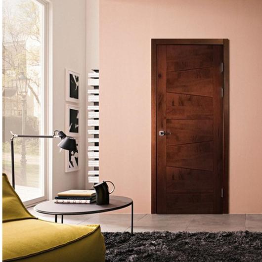 Doors - Solid Lenga Modern Line / Ignisterra