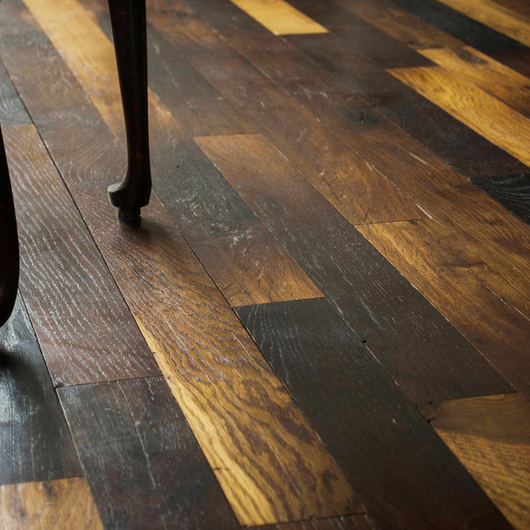 Wood Flooring - Oak Wine Staves / Ignisterra