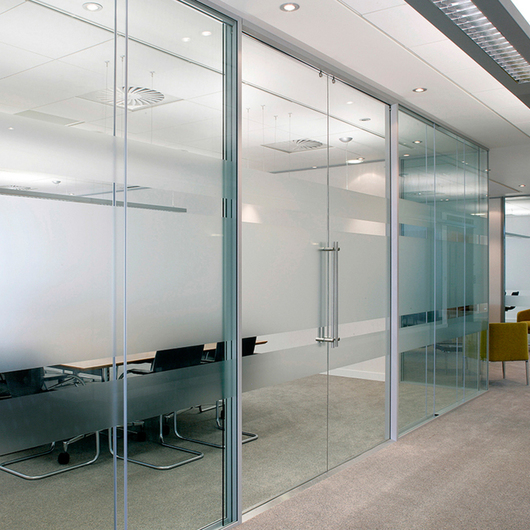 Puerta Corredera TC / Glasstech