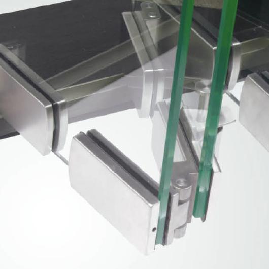 Sistema Plegable de Vidrio Templado Target / Glasstech