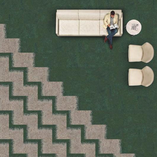 Carpete Modular Urban Retreat Spread
