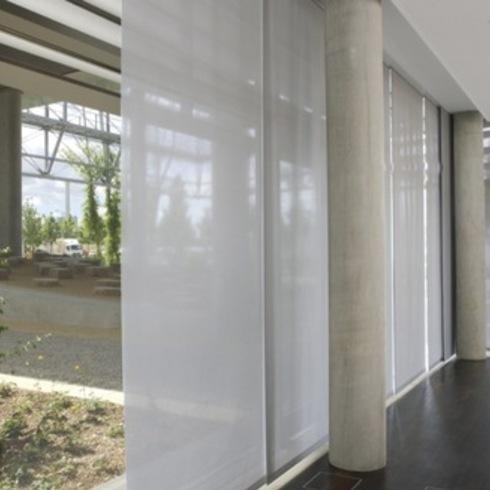 Telas metalizadas para Interiores