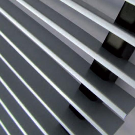 Plafón lineal DeltaLine / Hunter Douglas