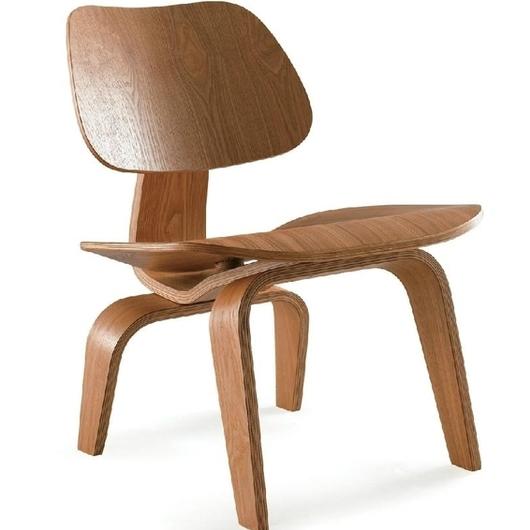 Silla Eames en plywood, Herman Miller