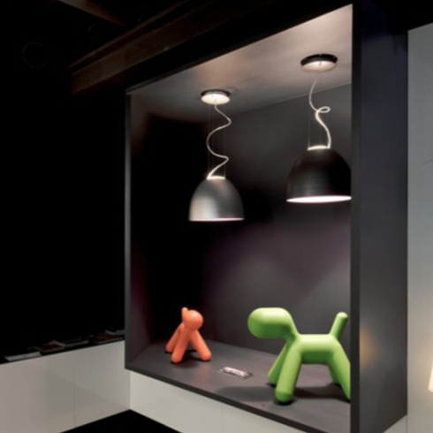 Showroom Iluminación / Interdesign
