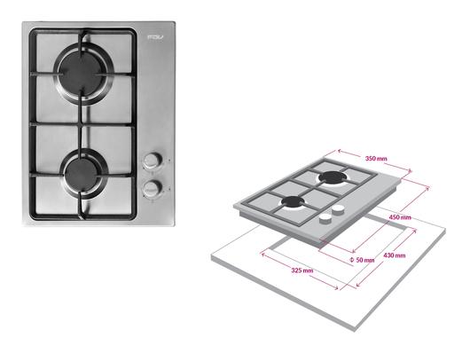 Encimera FDV design 2G (cod. 10694)