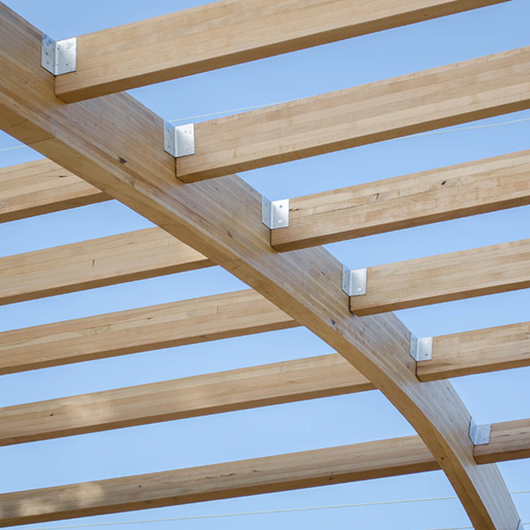 Wood Beams -  Laminated Lenga Wood Beams