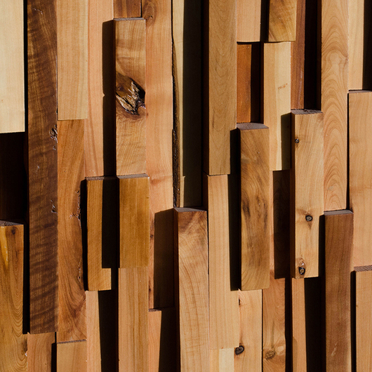 Wood Cladding - Lenga Wood