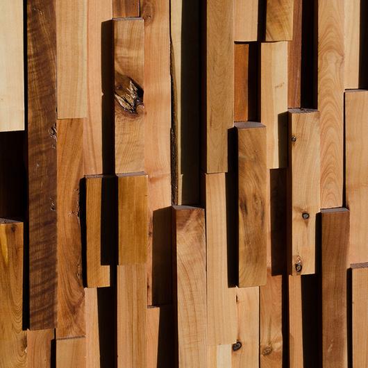 Wood Cladding - Lenga Wood / Ignisterra