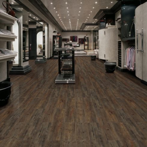Pisos Vinílicos LVT línea Lux Wood / Multicarpet