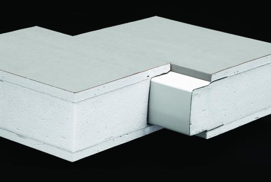 Panel para muros metwall de metecno - Paneles de fibrocemento ...